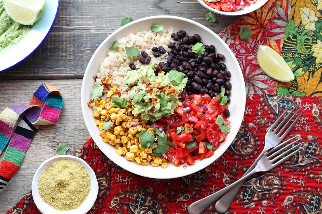 Simple burrito bowl natural harry i am not going to beat around the bush here i love mexican food its so fresh simple easy to prepare and most importantly delish forumfinder Gallery