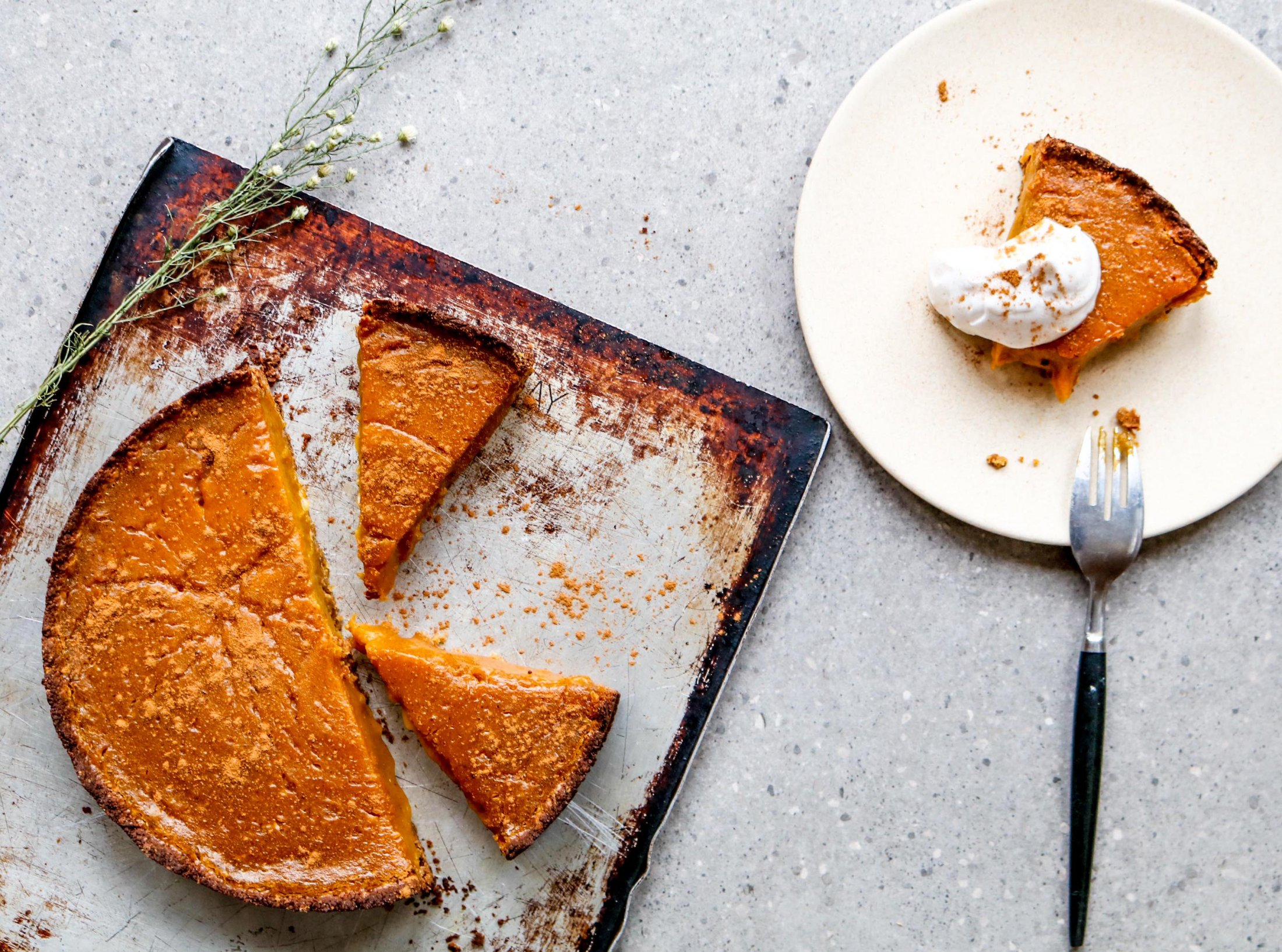 Journal natural harry spiced pumpkin pie wholefood plant based nut free gluten free forumfinder Images