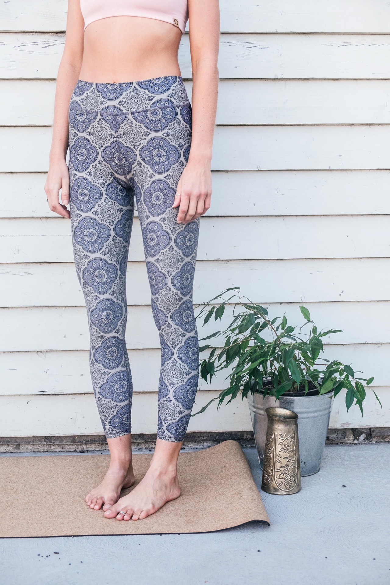 44529a698d99 Prana Leggings Mandala - Natural Harry